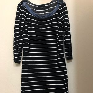 Tommy Hilfiger Dress. Size Small.  Midi